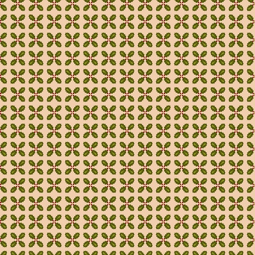 WINTER CHEER-фланель (6605-46)