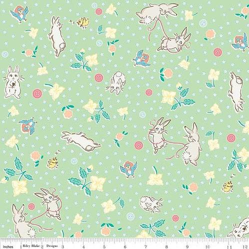 Bunnies Blossoms 6