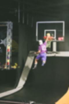 indoor trampoline birthday event kids kiddie party jump play fun boy run enjoy orange county california mission viejo