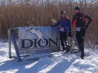 2019 Dion Summerstown Forest Snowshoe Race - Results