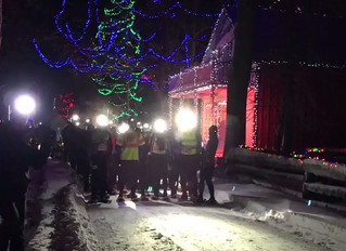 2018 DION Ignite the Night Snowshoe Race - Results