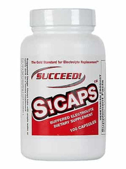 Succeed S!Caps Electrolyte Capsules