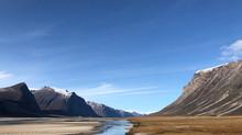 Akshayuk Pass, Baffin Island