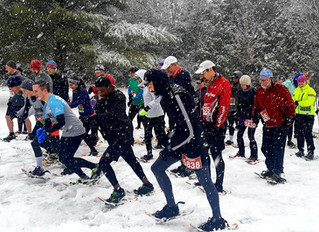2020 DION Brighton Snowshoe Race - Results