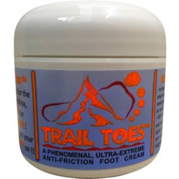 Trail Toes 20 gram Body Lube - drop bag jar