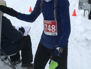 2018 DION Summerstown Forest Snowshoe Race - Results
