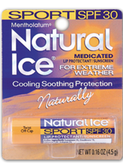 Natural Ice Lip Protectant Sport