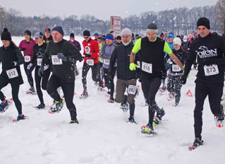 2019 DION Winter Goose Chase Snowshoe Race - Results