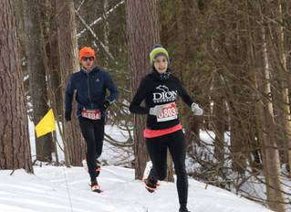 2019 DION Ganaraska Forest Snowshoe Race - Results