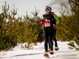 2020 Dion Howlin' Husky Snowshoe Race - Results