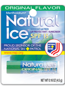 Natural Ice Lip Protectant Original