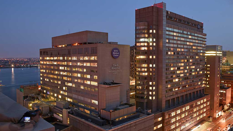 NYU Medical Center, Tisch Hospital, Langone Center