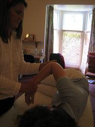 mobilising movement shoulder/ ribs