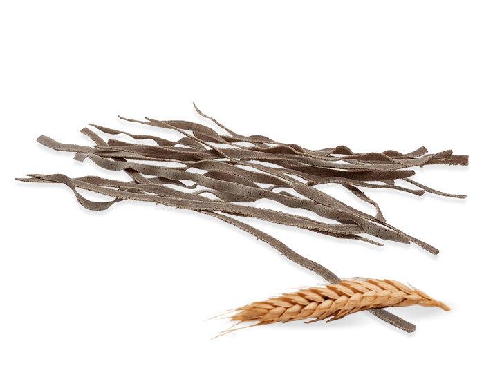 """Tagliatelle Roter Weizen """"Vollkorn"""" Poly Bio 250g"""