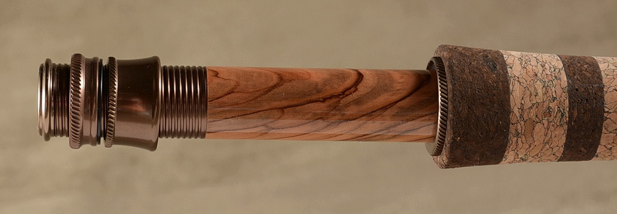 Olive wood--#20521-LC1 Champagne anodize