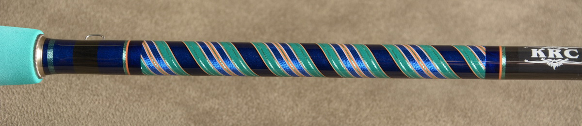 CHAPMAN-Spiral Metallic Thread.