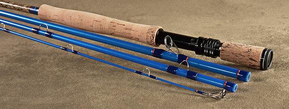 """EPIC 888 Elect. Blue-""""Fastglass II"""" - 8'8"""" 8wt - #21515"""