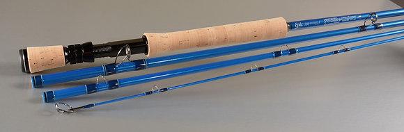 """EPIC 888 Elect. Blue-""""Fastglass II"""" - 8'8"""" 8wt - #21517"""