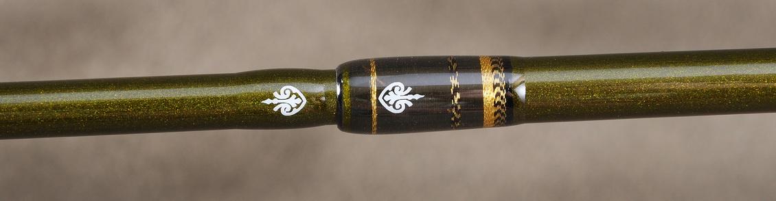 MAREK-CTS Custom 7'6-6wt-07.Dots