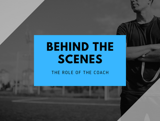 Behind the Scenes @ The Gym: the Role of the Coach