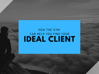 How can The Gym help you find Your Ideal Clients?