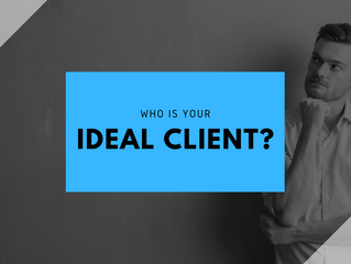 Who is Your Ideal client?
