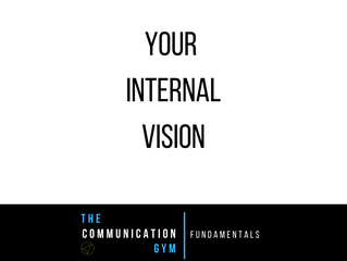 Your Internal Vision