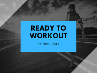 Ready to work out those communication muscles...at your pace?