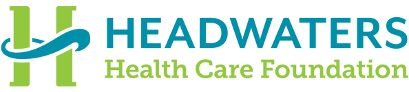 Headwaters Health Care Foundation Logo 2