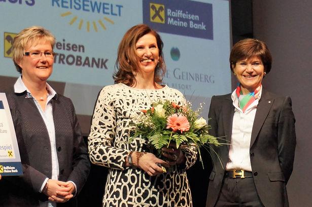 TIP OÖN-Börsespiel 2016 Siegerin Maria Wanner