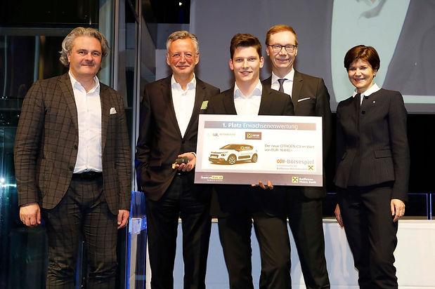 TIP OÖN-Börsespiel 2019 Jakob Schober
