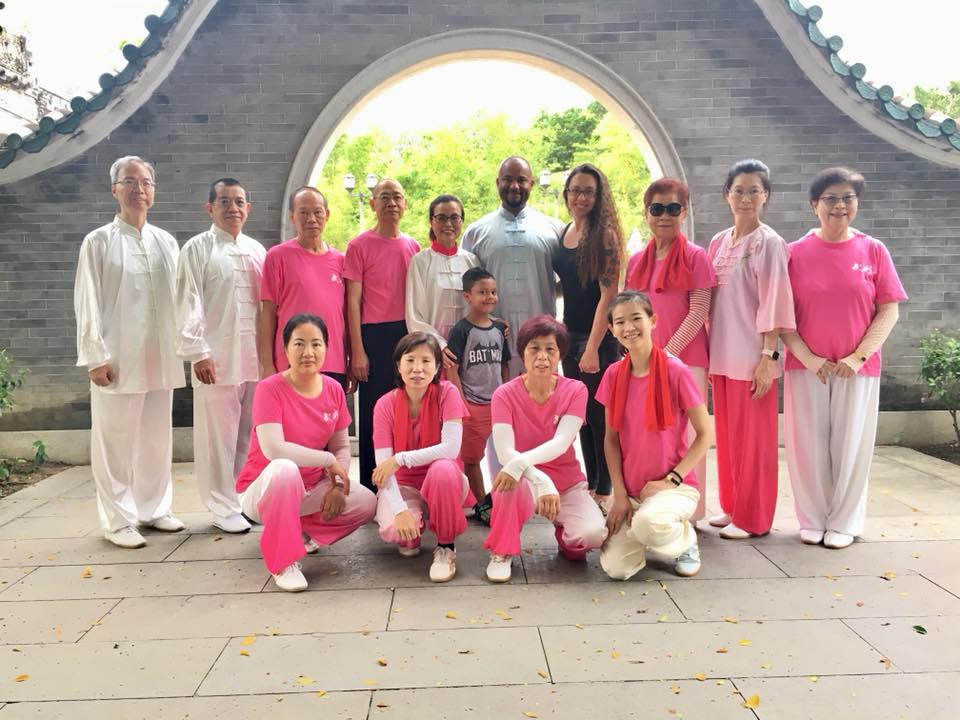 My Hong Kong Kung Fu Family