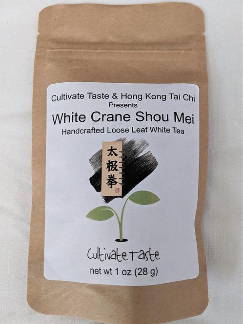 White Crane Shou Mei