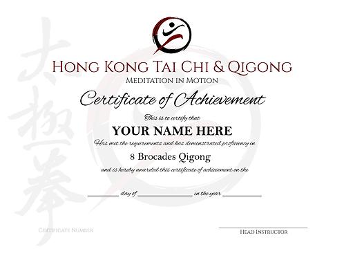 Certification Fee