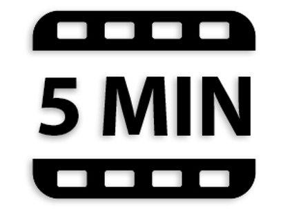 5 Minute Video