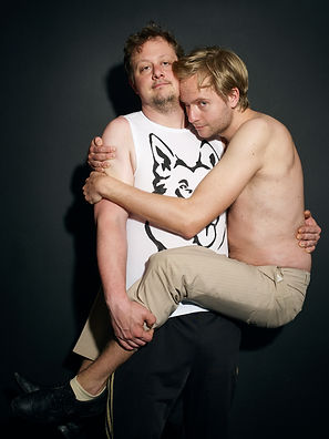 LINUS EBNER AND MAXIMILIAN STRESTIK/ ACTORS