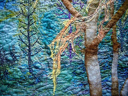 2010 Silk Naturescapes - detail