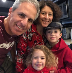 Our family is #RedForEd here in Denver!