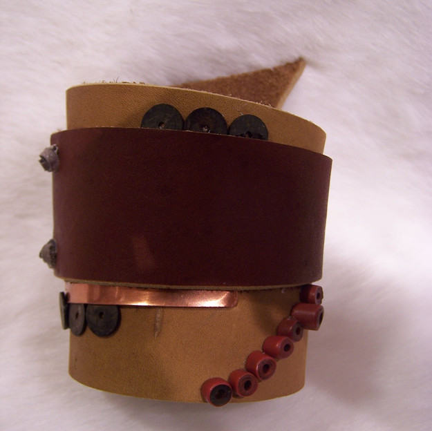 Untitled cuff front view