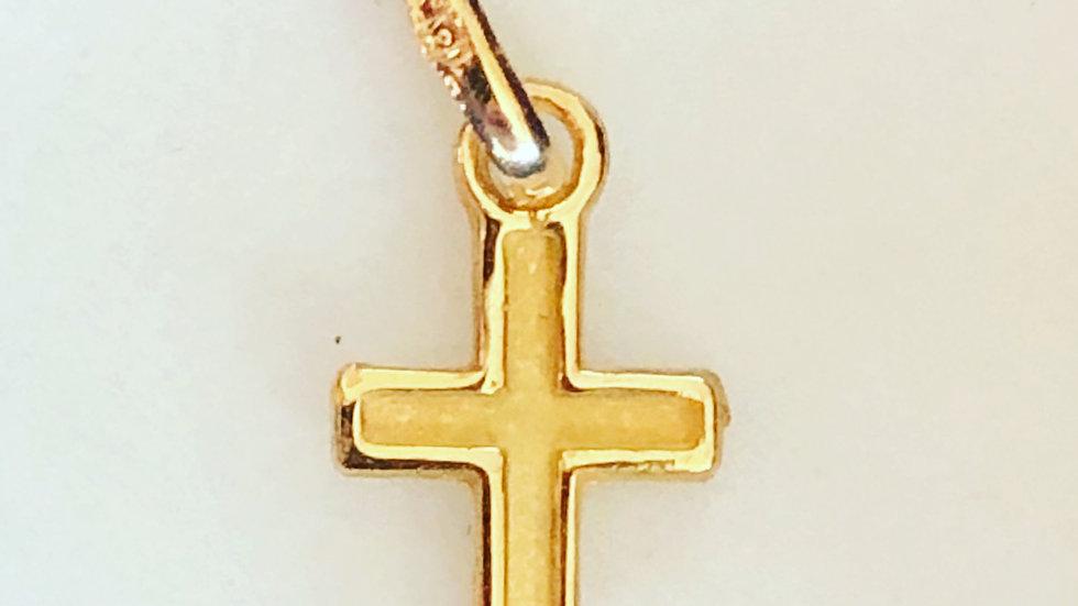 Cruz Oro 18 k.