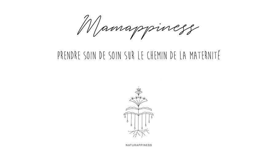 Présentation du programme Mamappiness