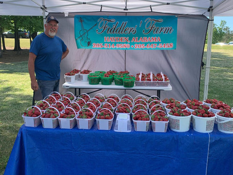 Get to Know Your Vendor: Fiddlers' Farm