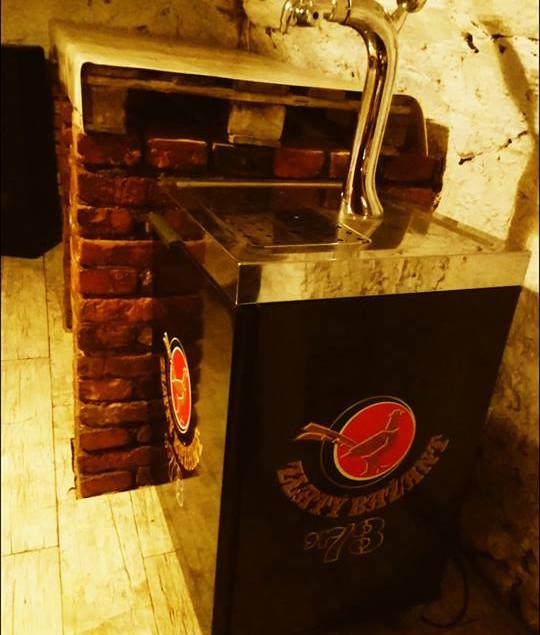 Restaurant Báró - Underground