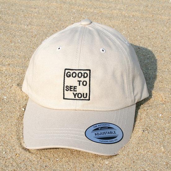 Box Logo Hat Piece
