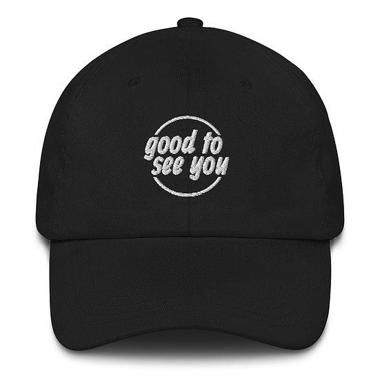 Dad Hat Piece