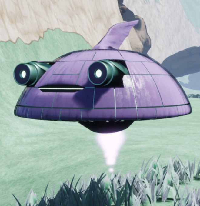 S.P.U.D. - Potato Planet