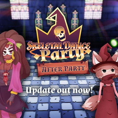 Skeletal Dance Party: Afterparty - Catalope Games / NSIP