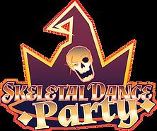 Skeletal Dance Party loo