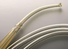Canula para aspiracion de campo quirurgico con tubo PVC