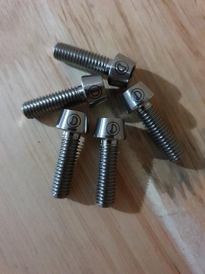 Titanium Brake Post Bolts